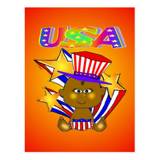 Cards American Baby African Baby