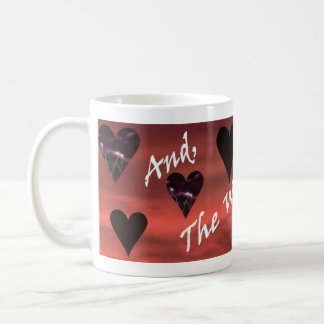 Cards Anyone - Lg Heart Cup