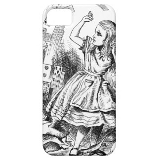 Cards Attack Alice in Wonderland Gift iPhone 5 Cases