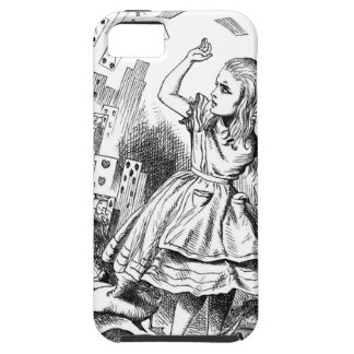 Cards Attack Alice in Wonderland Gift iPhone 5 Covers
