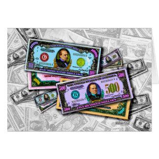 CARDS - Big Bucks Pop Art