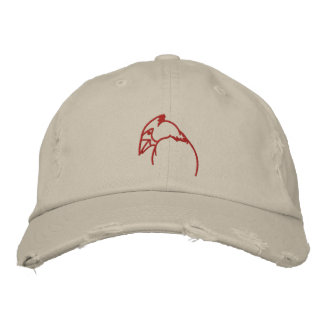 CARDS CAP EMBROIDERED BASEBALL CAP