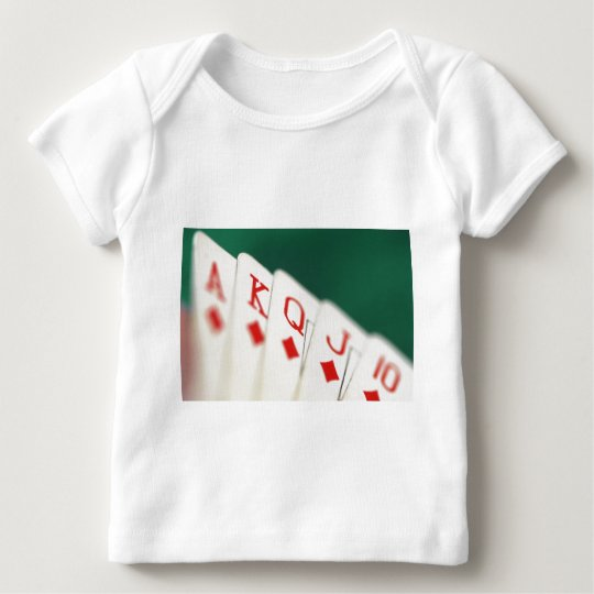 CARDS CARDS CARDS GAMBLE BABY T-Shirt