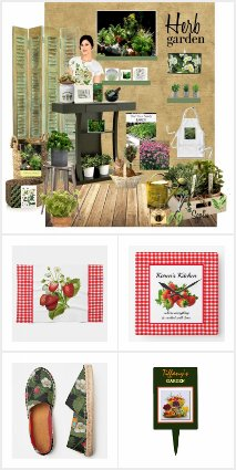 Cards Clothing and Gifts for Gardeners