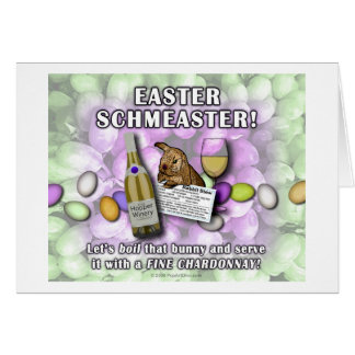 CARDS - EASTER SCHMEASTER