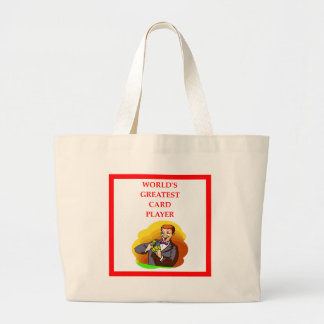 CARDS LARGE TOTE BAG