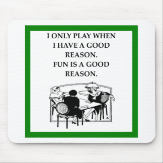 cards mouse pad