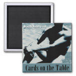 Cards on the Table magnet