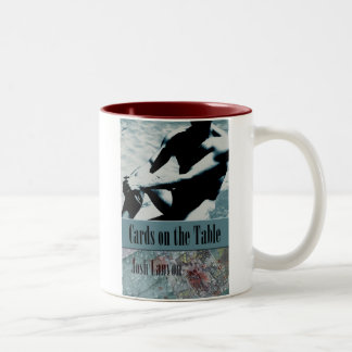 Cards on the Table mug
