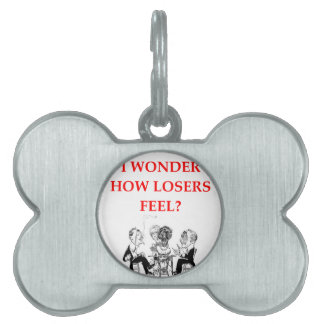cards pet ID tag