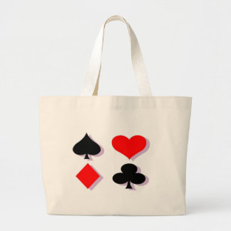 Cards Players Tote Bag
