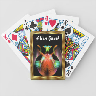 Cards Playing Apop Alien Ghost View notes please