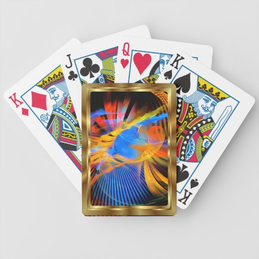 Cards Playing Wild Card Apop View notes please Bicycle Playing Cards