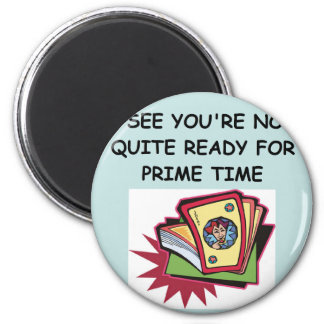 CARDS.png 2 Inch Round Magnet