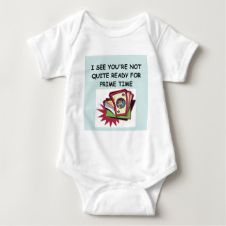 CARDS.png Baby Bodysuit