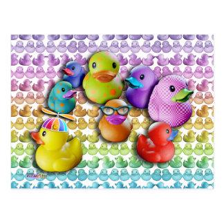 CARDS Rubber Duckies Pop Art