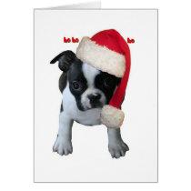 Cards:  Santa baby Card