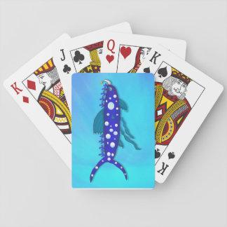 cards shark plankton cartoon
