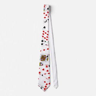 Cards Tie