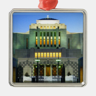 Cardston Alberta Temple Square Ornament