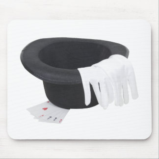 CardTrick111009 copy Mouse Pad