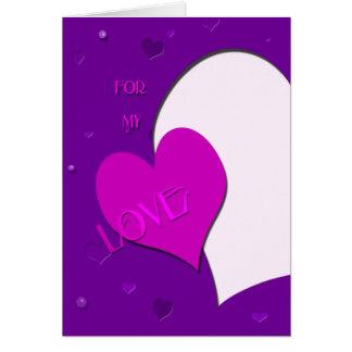 cardy valantine 2 card