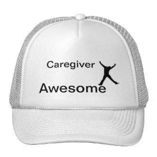 care cap trucker hat