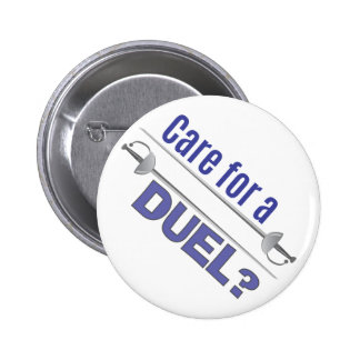 Care For A Duel 2 Inch Round Button