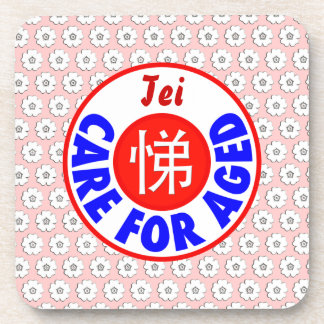 Care for Aged - Tei Drink Coasters