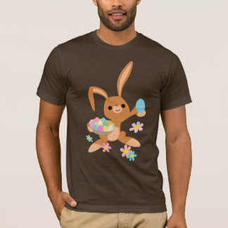 """Care for an egg?"" the Bunny said - T-shirt"