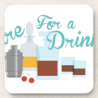 Care For Drink Coaster