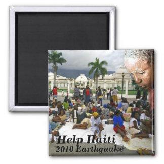 Care for Haiti_ Magnet Magnets