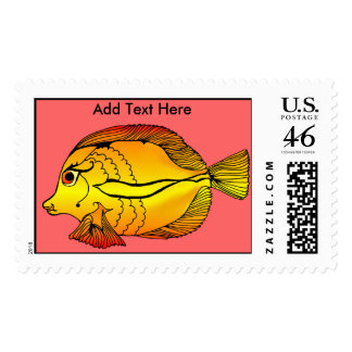 Care for the Oceans Postage Stamps