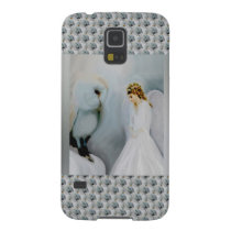 Care Guardian Angel and White Owl Galaxy S5 Case