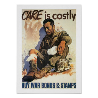 Care is Costly Poster