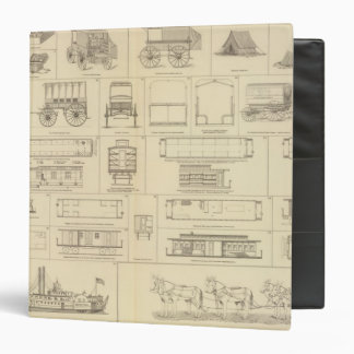 Care of sick, wounded 3 ring binder