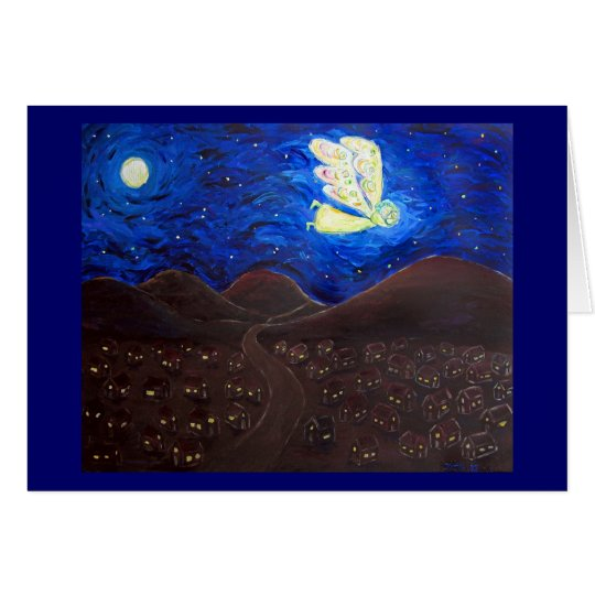 Care of the Soul Angel Note or Greeting Cards