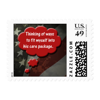 Care Package  Postage