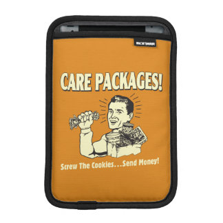 Care Packages: Screw Cookies Send $ Sleeve For iPad Mini