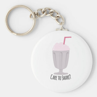 Care To Share? Keychain
