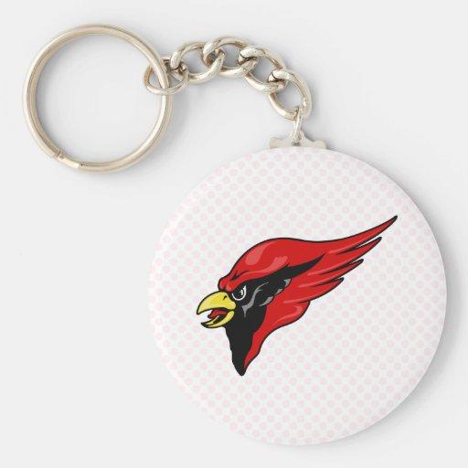 Careem Cardinal Key Chains