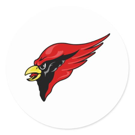 Careem Cardinal Sticker