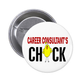Career Consultant's Chick Pin