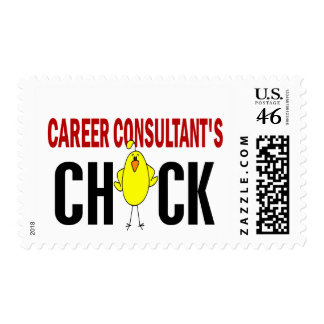 Career Consultant's Chick Stamps