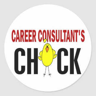 Career Consultant's Chick Stickers