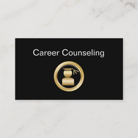 Career counseling business cards zazzle career counseling business cards colourmoves