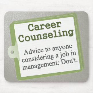 Career Counseling Mousepad