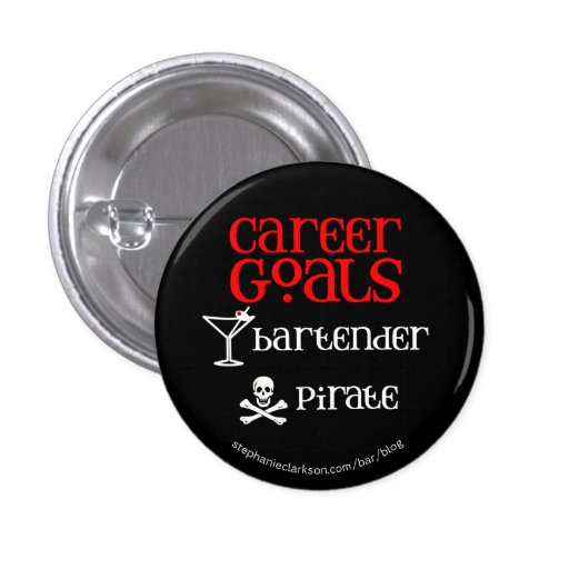 Career Goals Button