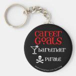 career goals keychains
