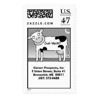 Career Prospects, Inc stamp